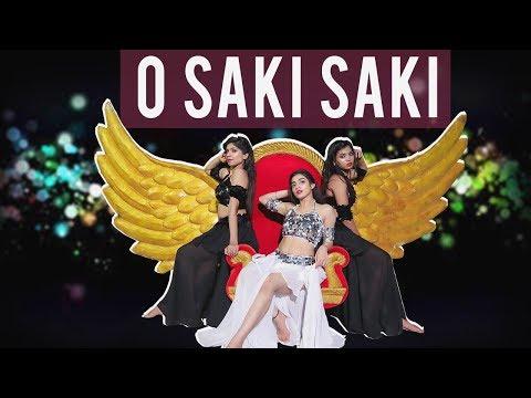 O SAKI SAKI | NORA FATEHI | NEHA K, TULSI K, TANISHk B | Choreography Sumit Parihar ( Badshah )