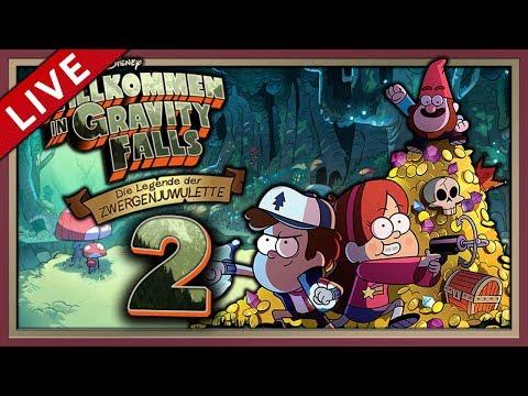 Willkommen in Gravity Falls - Die Legende der Zwergenjuwulette [GER] Teil 2