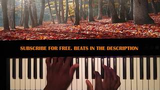 LESSON 7  SEBEN QUICK TIPS  LEFT HAND BASS GUITAR ON PIANO LESSON WITH FREE BEATS