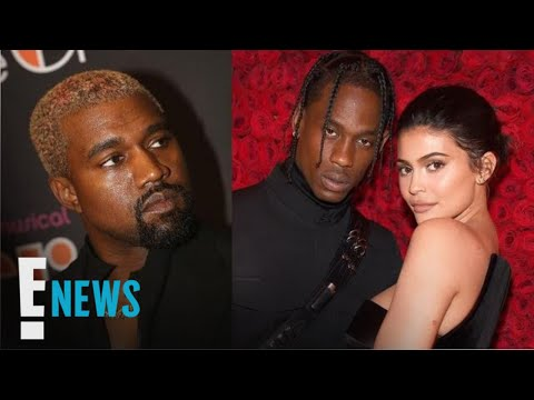 Kylie Jenner Defends Travis Scott Amid Drama With Kanye West | E! News