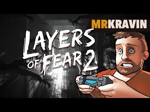 LAYERS OF FEAR 2 [1] - Messing With My Head!! [Scary Horror Game]