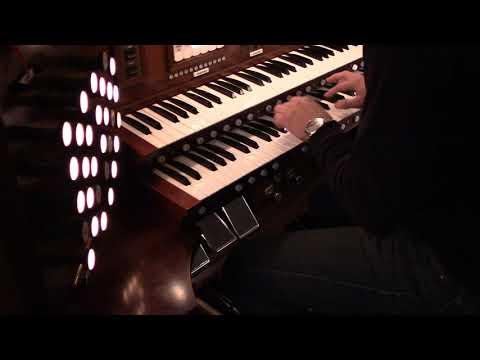 Patrick Torsell - Improvisation On The Tonus Peregrinus | Hauptwerk, Cavaille-Coll Composite
