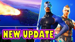 *NEW UPDATE* Season 4 Fortnite (Patch Notes) v3.4