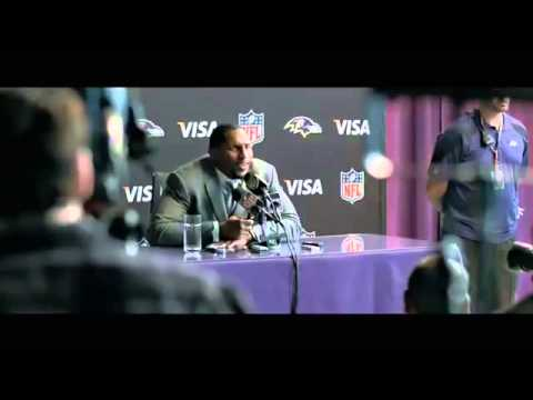 Visa NFL Fan OffersRay Lewis's Toughest Interview Yet