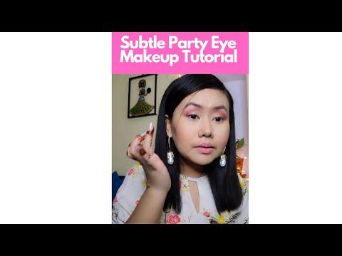 Soft Eye Makeup Tutorial