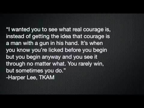 What is Courage  A Documentary