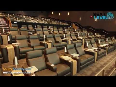 CINEPOLIS LUXURY CINEMAS Safeguards WITH NLSS GATEWAY in Southern California