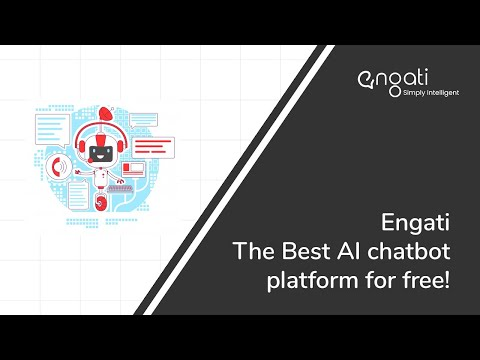 Engati - The BEST AI chatbot platform for FREE.