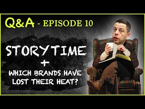 Q&A #10 My Sentimental Watch l STORYTIME 💜 Watch Brands That Sell like HOTCAKES 🥞 & What Used To