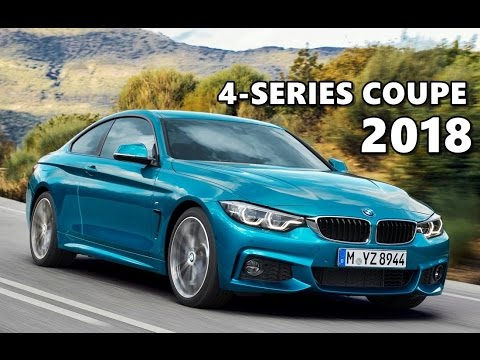 Bmw 4 Series Coupe 2018 In Depth Look