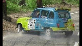 Rallye Best of renault 4 L