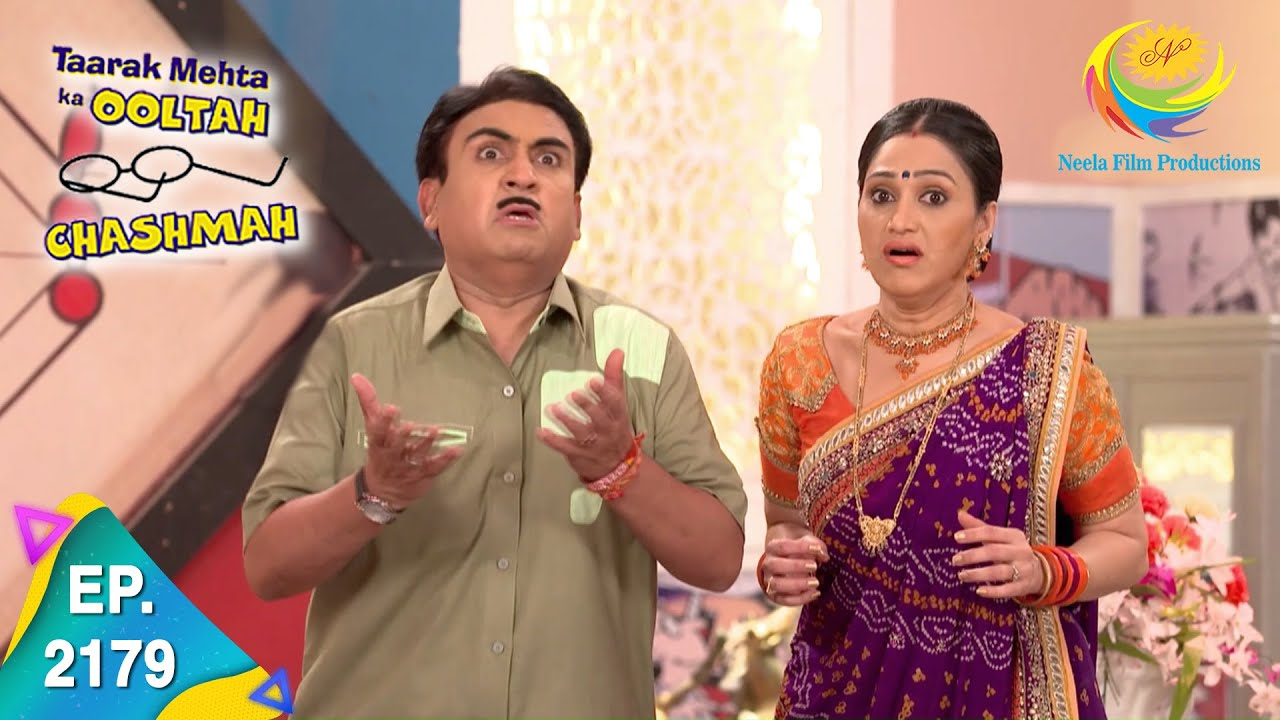 Download Taarak Mehta Ka Ooltah Chashmah - Episode 2179 - Full Episode