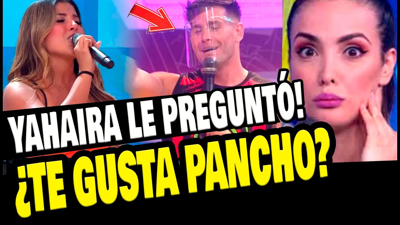 Download YAHAIRA PLASENCIA LE PREGUNTÓ A ROSÁNGELA ESPINOZA SI LE GUSTA PANCHO RODRIGUEZ