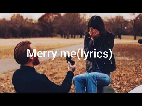 Download #MerryMe                                                      Merry me(lyrics)