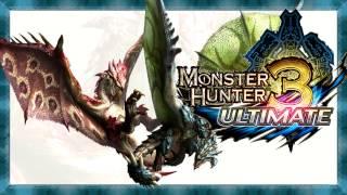 Monster Hunter 3 Ultimate - Misty Peaks/ Mountain Stream Battle Theme [HD]