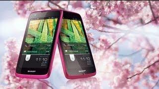 откровенный обзор смартфона Sharp SH530U