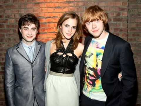 Thumbnail: Daniel/Harry, Rupert/Ron, Emma/Hermione -The World's Greatest