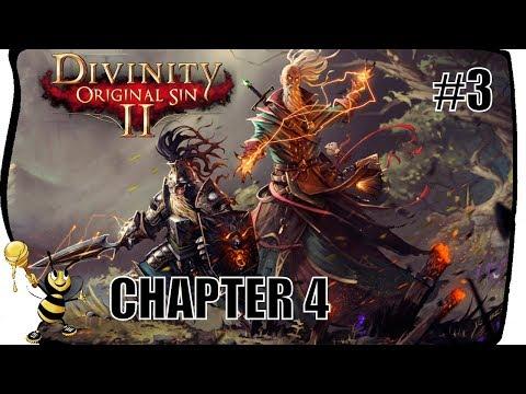 DIVINITY ORIGINAL SIN 2 Gameplay Walkthrough | CHAPTER 4 MASTERING THE SOURCE Part 3 (#11)