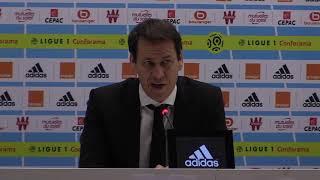 OM - Troyes (3-1) : La réaction de Rudi Garcia