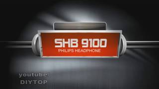 Наушники PHILIPS SHB-9100 - Год спустя