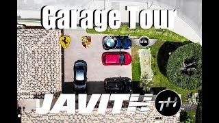GARAGE TOUR | ¡Mi garaje soñado! | JAVITH