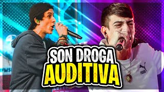 MINUTAZOS que son DR0GA AUDITIVA 🔥