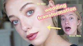 *WEDDING MAKEUP TRANSFORMATION*