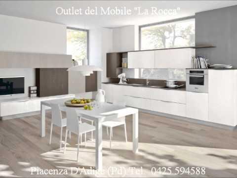 LA ROCCA OUTLET DEL MOBILE - PIACENZA D\'ADIGE (PD) - YouTube