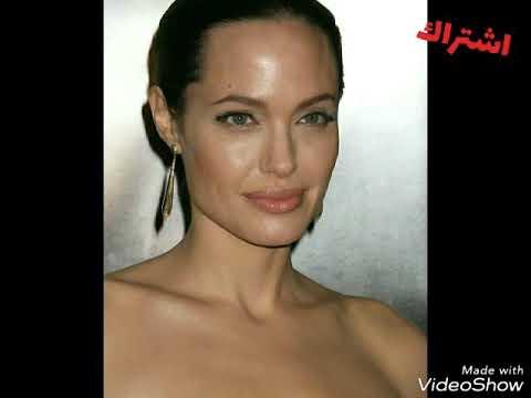 صور تضهر جمال انجلينا جولي ||شموخ أمرأه 👑