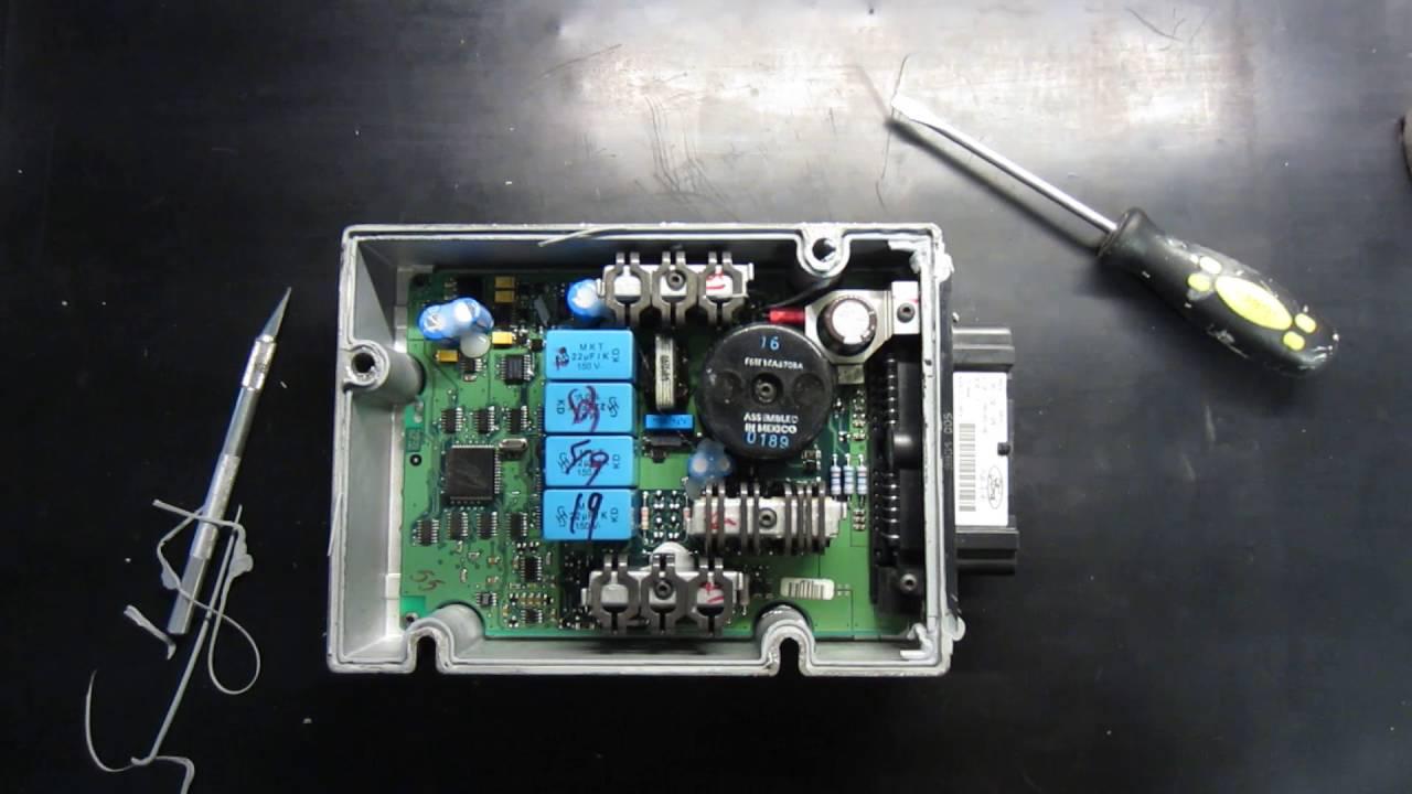 Ford 2004 Injector Wiring Diagram 6 0 Diesel Ford Powerstroke 7 3l Idm Repair Injector Driver Module