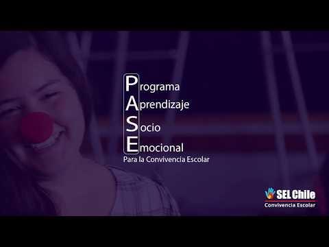 Programa Aprendizaje Socio Emocional, para la Convivencia Escolar / PASE