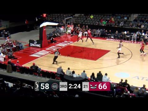 Cristiano Felicio Posts 11 points & 12 rebounds vs. Raptors 905