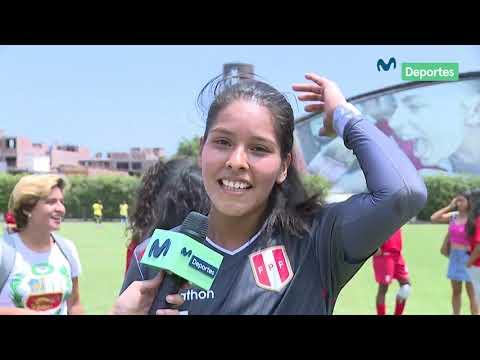 Perú vs. Colombia: resumen, goles y declaraciones del partido amistoso | FÚTBOL FEMENINO