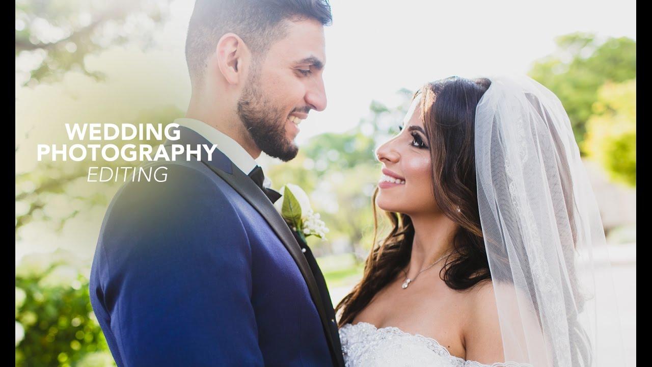 d488d2697a0 How I Edit my Wedding Photos in Lightroom - YouTube