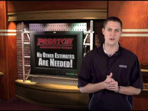 Preston Collision Center Preston Auto Group Youtube