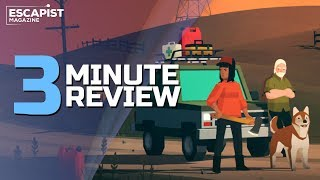 Overland | Review in 3 Minutes (Video Game Video Review)