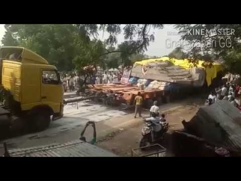 Perumal statue   Start to moving   to Bangalore