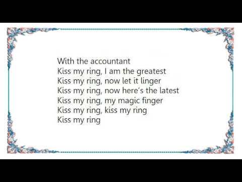 Frank Black - You Can't Crucify Yourself Lyrics mp3