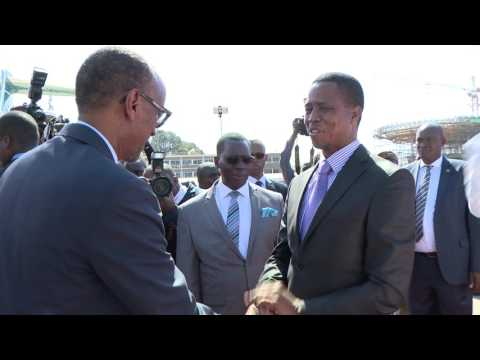 State Visit to the Republic of Zambia | Lusaka, 19 June 2017