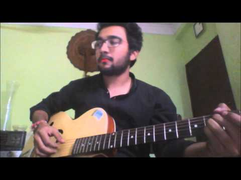 Gerua - Dilwale   Arijit Singh   Antara Mitra   Pritam - Guitar cover by Amit Gupta