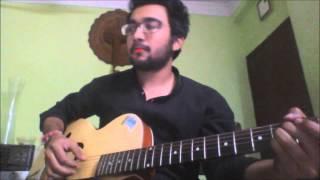 Gerua - Dilwale | Arijit Singh | Antara Mitra | Pritam - Guitar cover by Amit Gupta