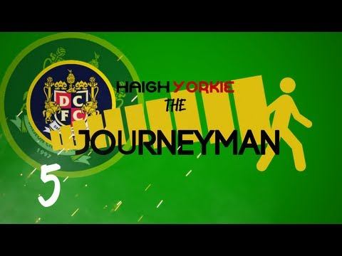 Fifa 14 Journey Man Simulation Career Mode - Part 5 - Everto