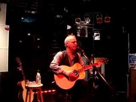 "Greg Godovitz at  Axe Music Calgary ""Moroccan Girl"""