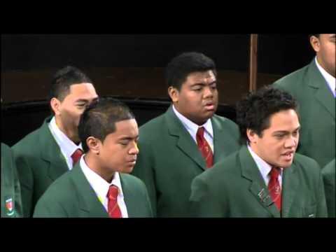 Front Row Chorus - Pokarekare Ana