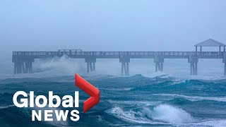 Florida Braces For Tropical Storm Isaias During Covid-19 Pandemic