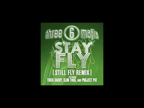 Three 6 Mafia  Stay Fly Remix Instrumental