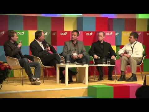 DLD11 - Content Strategies (Trip Adler, Marco Arment, Sam Mandel, Patrick Wölke)