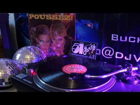 "POUSSEZ! - Never Gonna Say Goodbye 12"" Vinyl Studio54-Disco Classics by DJ ViLLY Berlin"