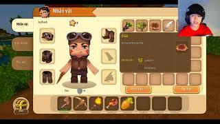 bqThanh Bỏ Học để đi chơi thử game Mini World ...? 😱