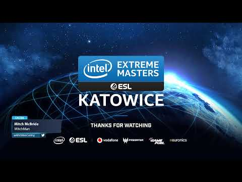 LIVE: AVANT Vs Team - IEM Katowice 2020 Oceania Closed Qualifier - Day 2